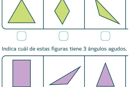 Fichas geometría
