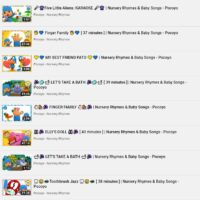 Nursery Rhymes for Kids and Baby Songs by Pocoyo