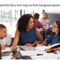How to use Technology to support ELLs in your classroom.