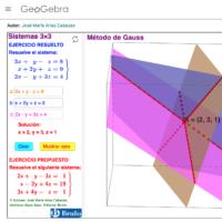 Recursos de Matemáticas con GeoGebra