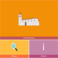 HTML5: Iglesia Santa María Betancuria