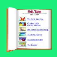 Folk Tales (6 Cuentos infantiles populares)