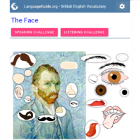 The face (la cara)