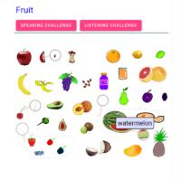 Fruit (la fruta)