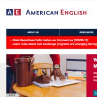 AE American English