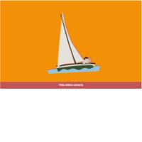 HTML5: Vela Latina canaria