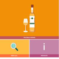 HTML5: Vino blanco malvasía