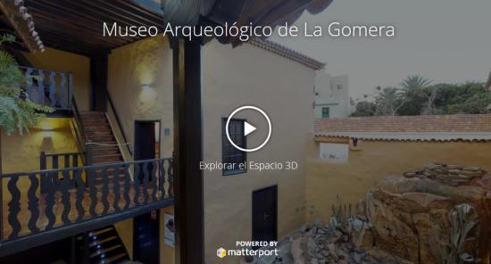 Visitas virtuales a 18 Museos Canarios