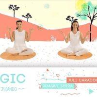 Yogic: canal de yoga para niños