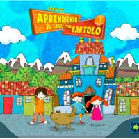 Aprendiendo a leer con Bartolo 1