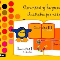 Cuentos y leyendas ilustrados por niños