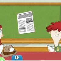 El periódico de aula: La crónica