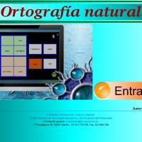 Ortografía natural