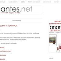 Anantes, aula de filosofía