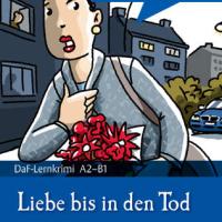 Lernkrimi DaF App - Liebe bis in den Tod