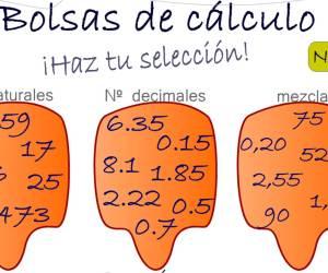 Cálculo – Bolsa (Nivel 2)