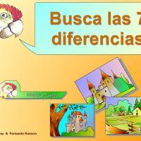 Buscar las 7 diferencias