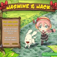 Jasmine and Jacks Adventure