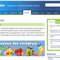 One Stop English - recursos para profesores de inglés