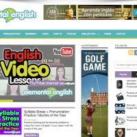 Elemental English - lecciones de inglés en vídeo