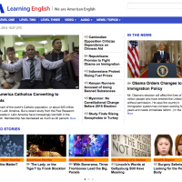 VOA - Learning English