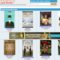Loyal Books - Libros y audiolibros gratuitos