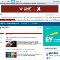 The Guardian Weekly - Artículos con actividades