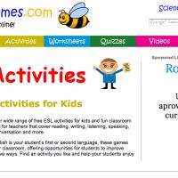 Fun English Games