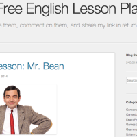 Tim's Free English Lesson Plans