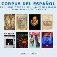 Corpus del español.