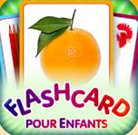 Flashcard pour enfants