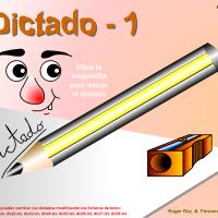 Dictado - 1
