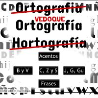 Ortografía Vedoque
