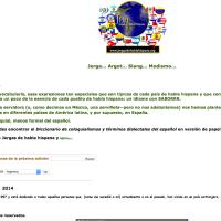 Diccionario de coloquialismos y términos dialectales en español