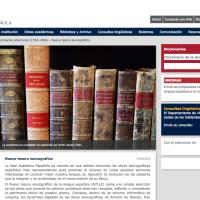 Nuevo tesoro lexicográfico