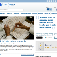 Fundéu. Fundación del Español Urgente
