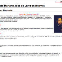 Mariano José Larra