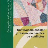 Convivencia escolar y resolución pacífica de conflictos