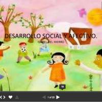 Desarrollo social y afectivo