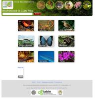 La biodiversidad en Costa Rica