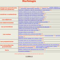 Morfología interactiva