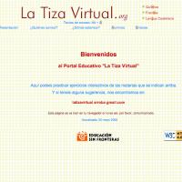 La tiza virtual