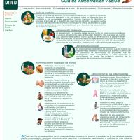 Guia de alimentación y salud