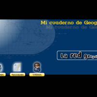 La red geográfica