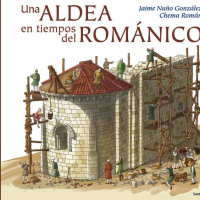 Una aldea en tiempos del románico