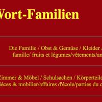 Wortfamilie