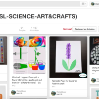 Science and Art Crafts