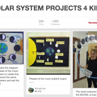 Solar system projects 4 kids