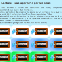 Lecture sons