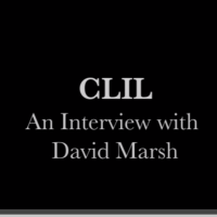 CLIL with David Marsh